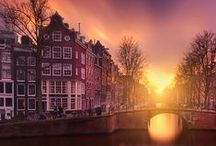 Walking around Amsterdam / by Easytobook
