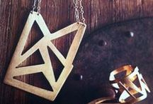 Baubles / Some of our favorite rings and necklaces. Stop by our store or visit online to purchase *some* of these items.