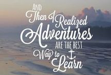 Inspirational Travel Quotes / Quotes to remind you to travel. Anytime. Anywhere. / by Easytobook