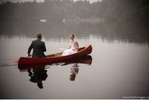 Cottage Weddings / When it comes to weddings, celebrate your special day at the cottage!