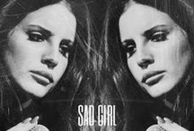 Sad Girl - Lana Del Rey