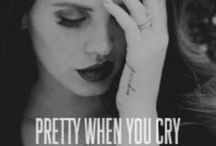 Pretty When You Cry - Lana Del Rey