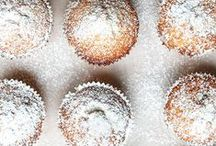 CHRISTMAS | food & drink / Cakes, cookies, breads, pastries and sweets to bake for Christmas.