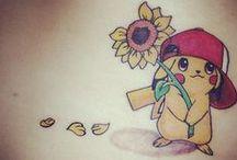 Pokemon Tattoos