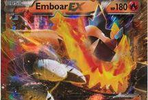 Fire Type Pokemon