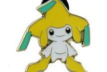 Pokemon Pins