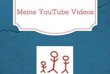 Meine YouTube Videos / Mein Video-Blog rund um die Themen Buch, Familie und Diabetes