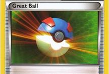 Pokemon Item Cards / Item cards (Japanese: グッズ Goods) are a subclass of Trainer cards. Item cards depict items, which a player can use once to have some kind of effect on the game, and are then discarded.
