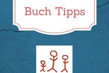 Buch Tipps / Tolle Buch-Empfehlungen von mir und anderen Bloggern