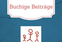 Buchige Beiträge / Interessantes, Informatives und Wissenswertes zum Thema Buch
