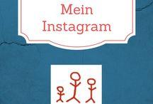 Mein Instagram / So sieht der Instagram-Account von Allround-Mom aus.