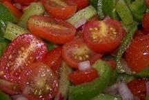 R E C I P E S - S A L A D S  / salads - you know that leafy stuff  / by Robyn Elich