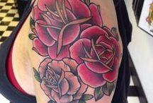 Tattoos / by Jen Myers