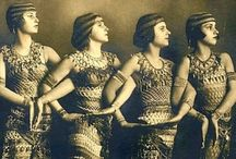 vintage belly dance / by Rita Van Trump