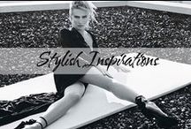 Stylish Inspirations / Follow this board for general inspiration on anything stylish, fashionable or just plain cool as fk.