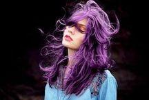 Hair Colors / by Jen Myers