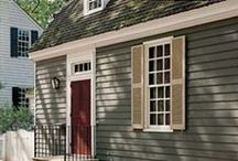 Colonial Style ~ / by Tammie ~Mulberry Spice~