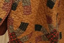 A Love for Quilts / by Tammie ~Mulberry Spice~