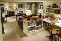 Basement / by Ginger Ciminello