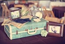 Wedding travel theme