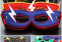 Party ideas - Super heroes