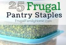 Frugal Living Tips / If you need to save money, live a more simple life, and make the most of your time and money these pins will surely help.