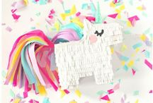 Party unicorn
