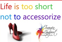 Accessories / Covering all accessories and how to wear them, from shoes, to handbags, jewellery to belts.