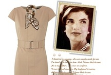 Jackie Kennedy Ensembles / Great pins that feature very Jackie styles and inspirations. Thanks to everyone who put together their own Jackie ensembles. All rights reserved to appropriate copyright holders. www.pinkpillbox.com. / by pinkpillbox.com