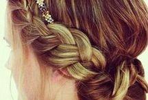 Hair. / by Emily Clayton