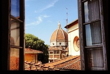 Firenze / Florence was love at first sight. / by Donnetta Murray