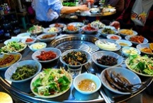 Korea - Food & Recipes / Love Korean food? Would like an invite to pin to this community board? Follow the board and just leave a comment on a pin near the top or HERE: http://pinterest.com/sabrinasokcho/comments-or-questions/ We will get an invite to you! Once you've added, feel free to invite your friends to join us! / by Sabrina Young