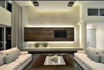 TV Wall Unit Ideas