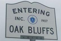 Oak Bluffs Bound..... / Martha's Vineyard
