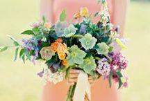 ~ WEDDING FLOWERS ~