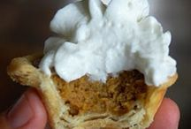 Food - Thanksgiving/Pumpkin Spice