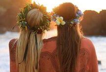 FLOWER CROWN ☽