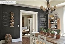 Déco for Wine Lovers / Home, Cellars, Table Décor and DIY for Wine Lovers