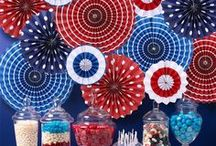 Fourth of July - 4th of July - Independence Day / Independence Day, 4th of July, Fourth of July,