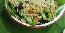 Side Dish - Vegetables - Rice