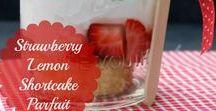 Pudding - Parfait - Jello - / Pudding, Jello, Parfait,
