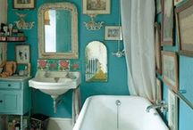 Relaxing, Gorgeous Bathrooms / Ideas and inspiration for the bathroom / by Tazim Damji BeingTazim.Com