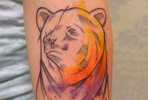 Snazzy Ink / Snazzy, classy, timeless, artistic tattoos. / by Shayna Starr