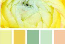 Bright Decor / Bright colors, neon, yellow / by Tazim Damji BeingTazim.Com