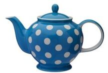 Over Tea Cup or Kettle / by Hafapea