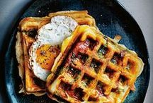 BREAKFAST & BRUNCH things / All things fit for breakfasts and brunch.