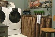 Laundry room / by Jayme Fernandez Heuer