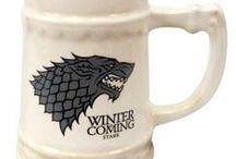 Game of Thrones - Winter is Coming / Game of thrones / by Tazim Damji BeingTazim.Com