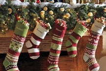 Chrismas Stockings / by Jane & Jerry Ratliff