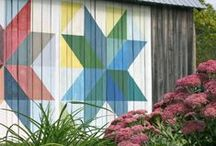 Barn Quilts / by Jane & Jerry Ratliff